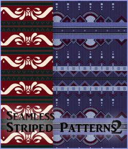 Seamless Striped Patterns2