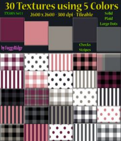Texture Pack TX5105 Set 1