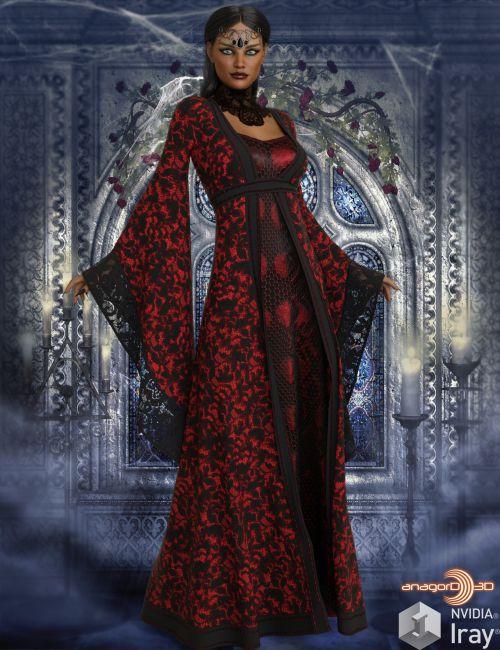 VERSUS - dForce Lorelle Gown