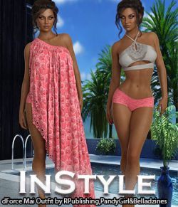 InStyle - dForce Mai Outfit