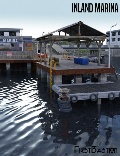 1stB Inland Marina