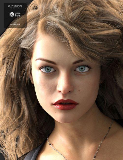 Chanel HD for Genesis 8 Female