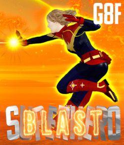 SuperHero Blast for G8F Volume 1