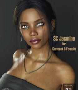 SC Jasmine for Genesis 8 Female