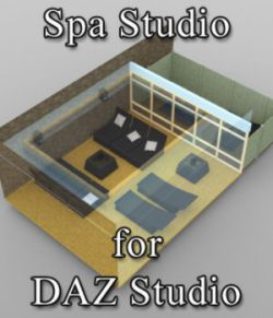 Spa Studio for DAZ Studio