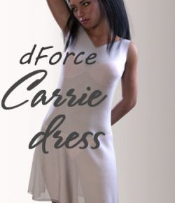 dForce Carrie Dress for G8F