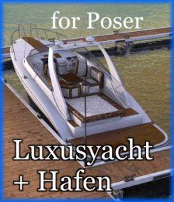 Luxusyacht-II