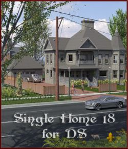 Single Home 18 for DS
