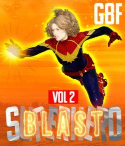 SuperHero Blast for G8F Volume 2