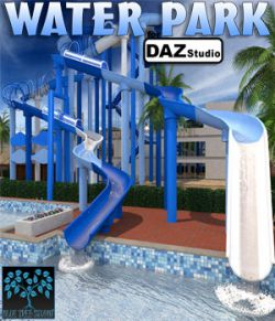 Water Park for Daz Studio