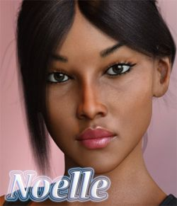 Noelle for Genesis 8 Female