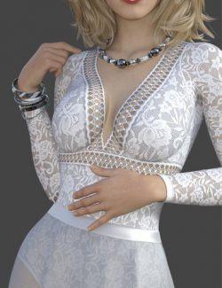 Sexy Skinz - Lace Bodysuits II