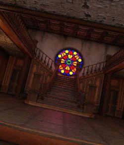 C3D Dracula's Estate