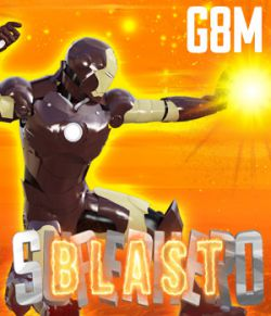 SuperHero Blast for G8M Volume 1