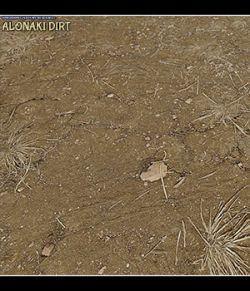 Panoramic Texture Resource: Alonaki Dirt