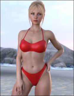 Isla for Genesis 8 Female
