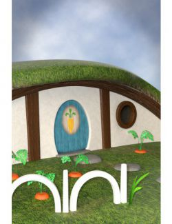 Storybook Rabbit House