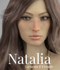 MYKT Natalia for Genesis 8 Female
