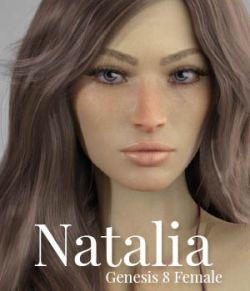 MYKT Natalia for Genesis 8 Female