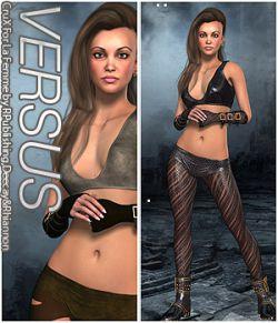VERSUS- CruX For La Femme