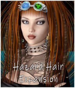 Hazard Hair Expansion for DS
