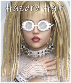 Hazard Hair G8, La Femme, V4