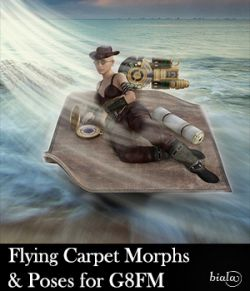 Flying Carpet Morphs & Poses for G8FM