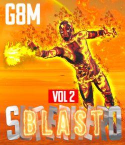 SuperHero Blast for G8M Volume 2