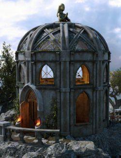 Muelsfell Modular Elven Sanctuary