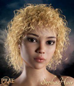 Prae-Sepha Hair G3G8 Daz