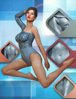 EJ Easy Body Generator For Genesis 8 Female(s)