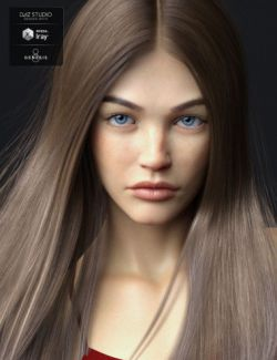 Sherilynn HD for Genesis 8 Female