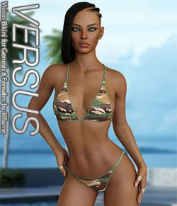 VERSUS - Vision Bikini for Genesis 8 Females