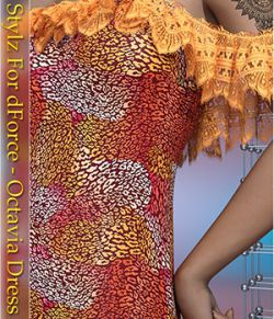 Stylz For dForce- Octavia Dress