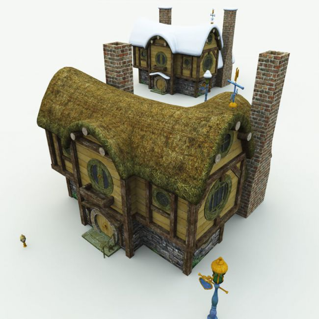 Halfling Village Inn  For Bryce
