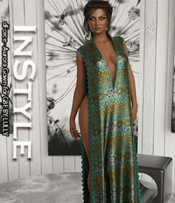 InStyle- dForce- Aurora Gown for G8F