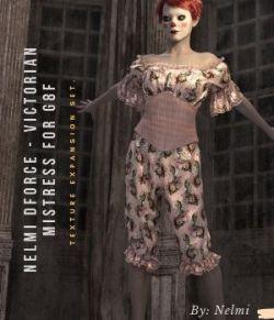 NELMI- Dforce Victorian Mistress G8F