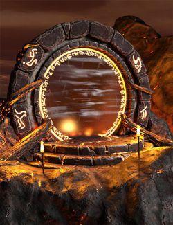 High Mountain Portal
