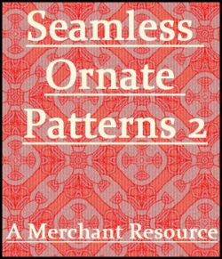 Seamless Ornate Patterns 2