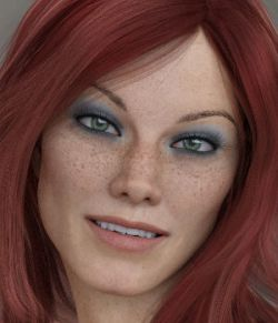 KrashWerks ROSLYNN for Genesis 8 Female