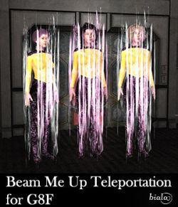 Beam Me Up Teleportation for G8F