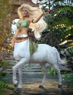 Genesis 8 Female Centaur