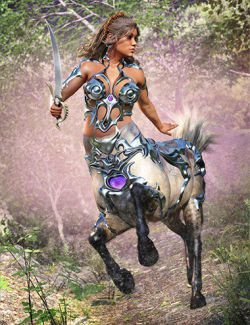 Forest Queen for Centaur Female 8