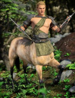 dForce Dimeros Outfit for Centaur 8 Male(s)