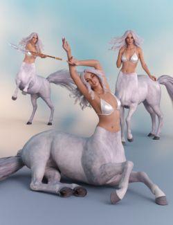 Elegant Poses for Genesis 8 Female Centaur