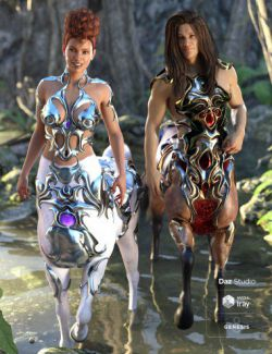 Genesis 8 Centaur Pro Bundle