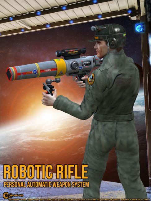 Robotic Rifle