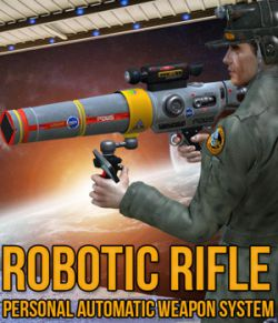 Robotic Rifle