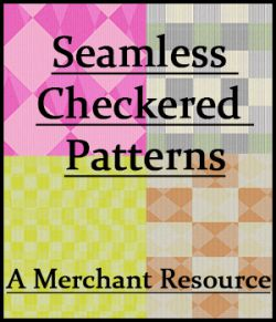 Seamless Checkered Patterns