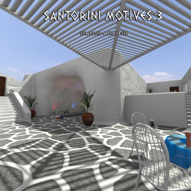 AJ Santorini Motives 3